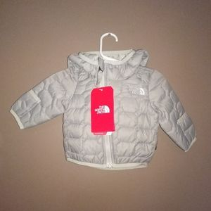 The North Face Infant Thermoball TNF Dark H 3M NWT